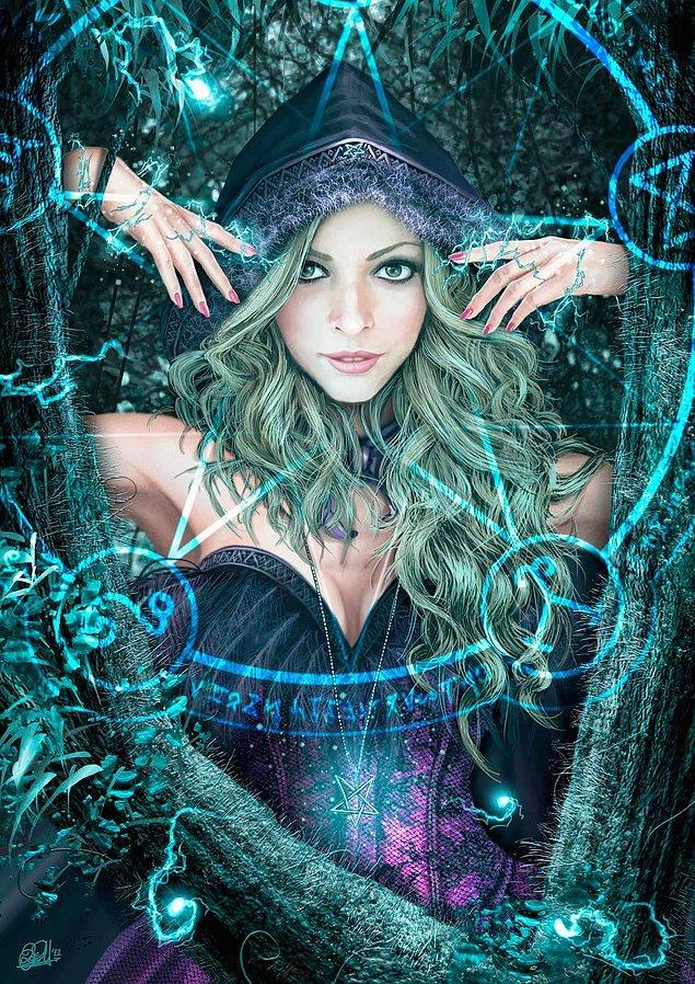 Enchantress - Büyücü Kadın