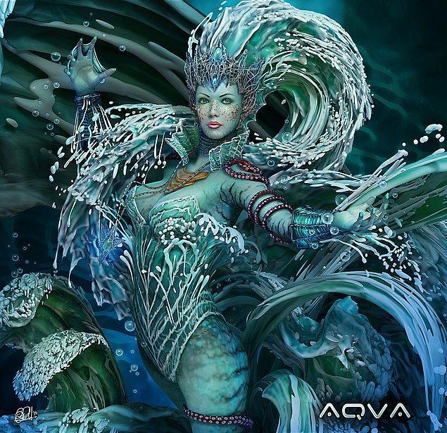 Aqua I - Su 1