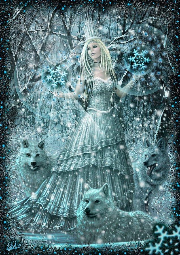 Yule, Queen of the Winter - Kış Kraliçesi Yule