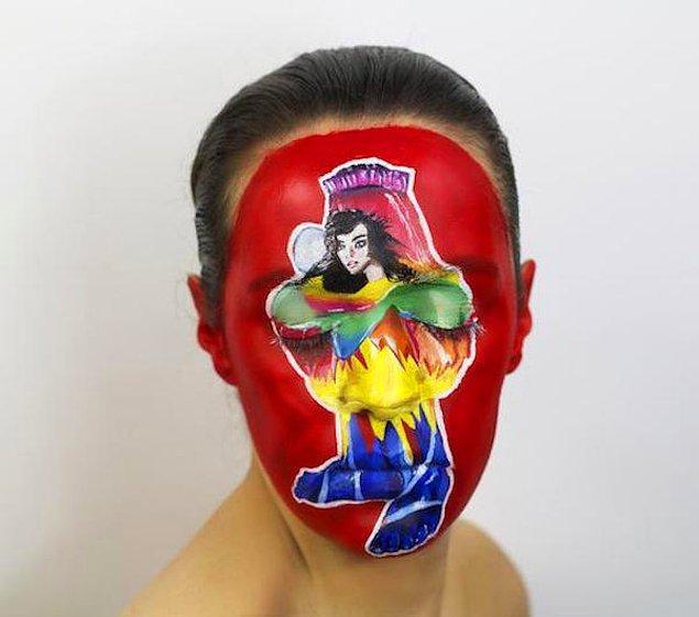 Björk, ''Volta''