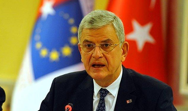 """'' Hükümetimizi temsilen Avrupa Birliği Bakanı ve Başmüzakereci, Büyükelçi Volkan Bozkır iştirak edecektir """"'"""