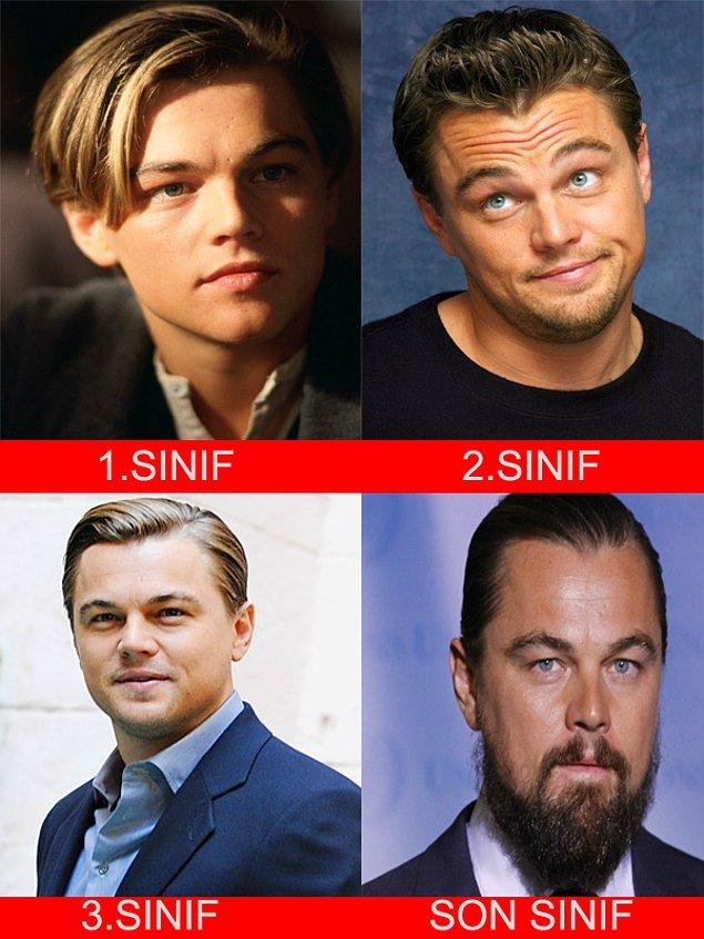 5. Leonardo DiCaprio - İstanbul Teknik Üniversitesi - Bilgisayar Mühendisliği