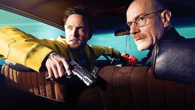 1. Breaking Bad   (2008–2013)   IMDB / 9,5