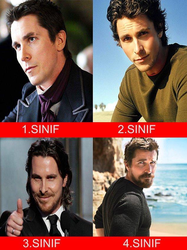 11. Christian Bale - Gazi Üniversitesi - BESYO