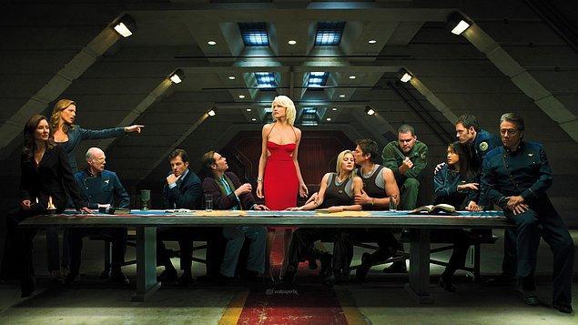 24. Battlestar Galactica   (2004–2009)   IMDB / 8,8