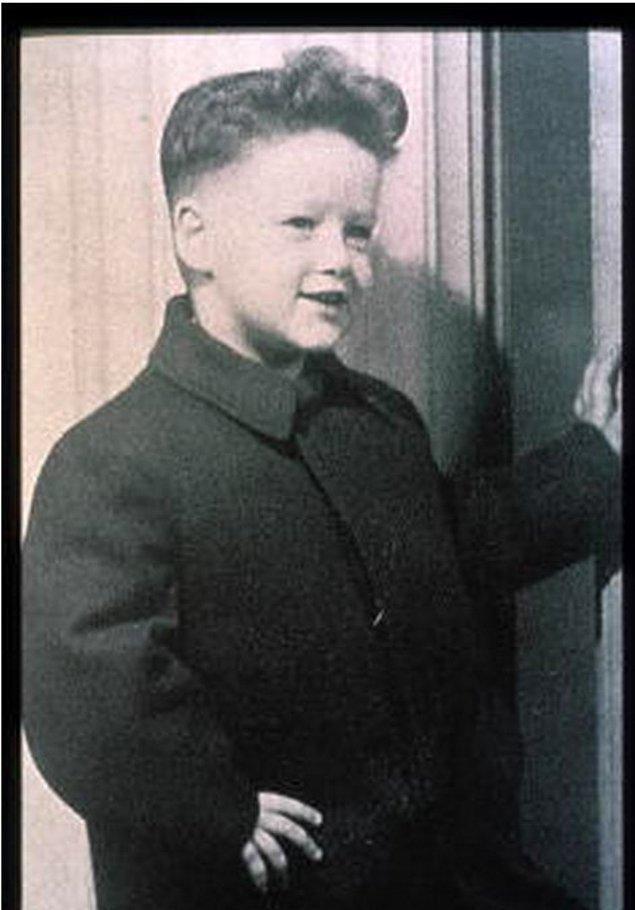 3. Bill Clinton'ın Çocukluğu