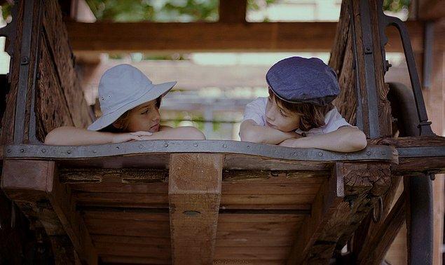 5. Aşk, sevgi derken artık alışkanlığa adım atmışlardır.