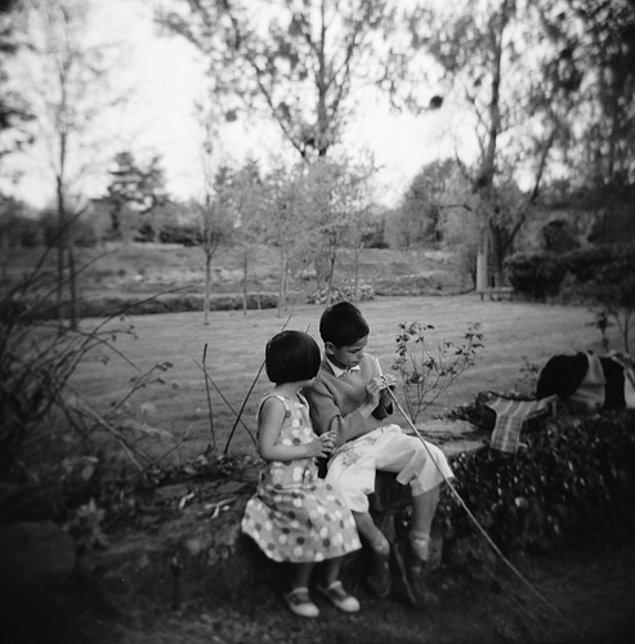 13. Çocuklarına anlatacakları harika anıları, hikayeleri vardır.