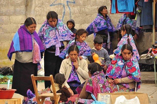 1. Her ne kadar Maya uygarlığı işgal edilip yıkılmış olsa da hala Meksika ve Guatemala kırsalında Maya dili ve kültürü yaşamaktadır.