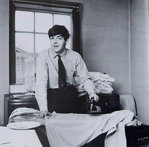 21. Paul McCartney 1963