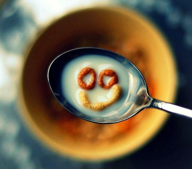 3. Kahvaltı doğal bir antidepresandır