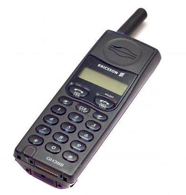 11. Sony Ericsson GH388