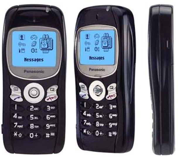 18. Panasonic GD 75