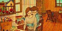 20 иллюстраций, которые напоминают, что любовь прекрасна в самой простой форме