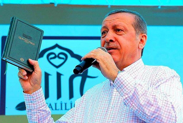3. 'Sayın Kılıçdaroğlu, Ben Kur'an ile Büyüdüm'