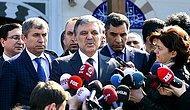 Abdullah Gül'den Davutoğlu'na Yanıt: 'Benim de Zihnim Berrak'
