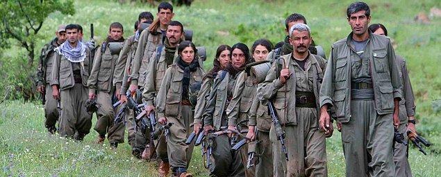 'KÜRT SORUNU ÇÖZÜLMEDEN PKK BÖYLE BİR KONGRE YAPMAZ'