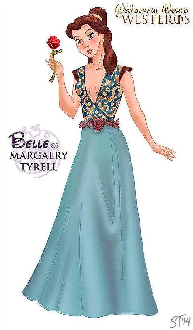 14. Belle - Margaery Tyrell