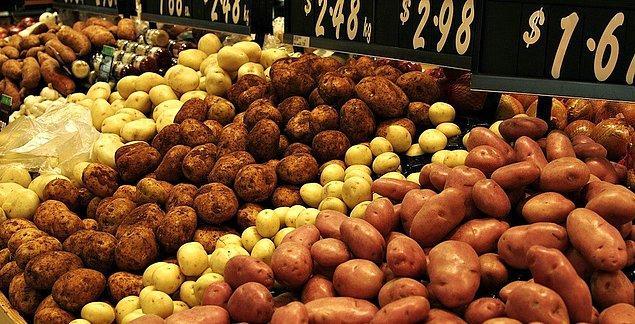 4. Ekonominin Gündemi: Kilosu 5 Liraya Dayanan Patates
