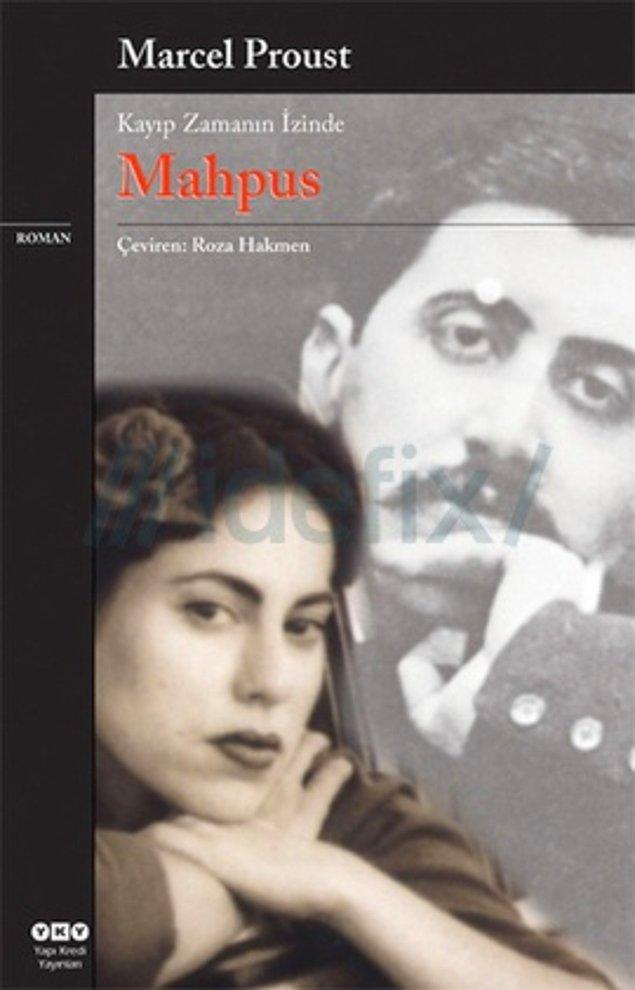 3. Kayıp Zamanın İzinde – Marcel Proust