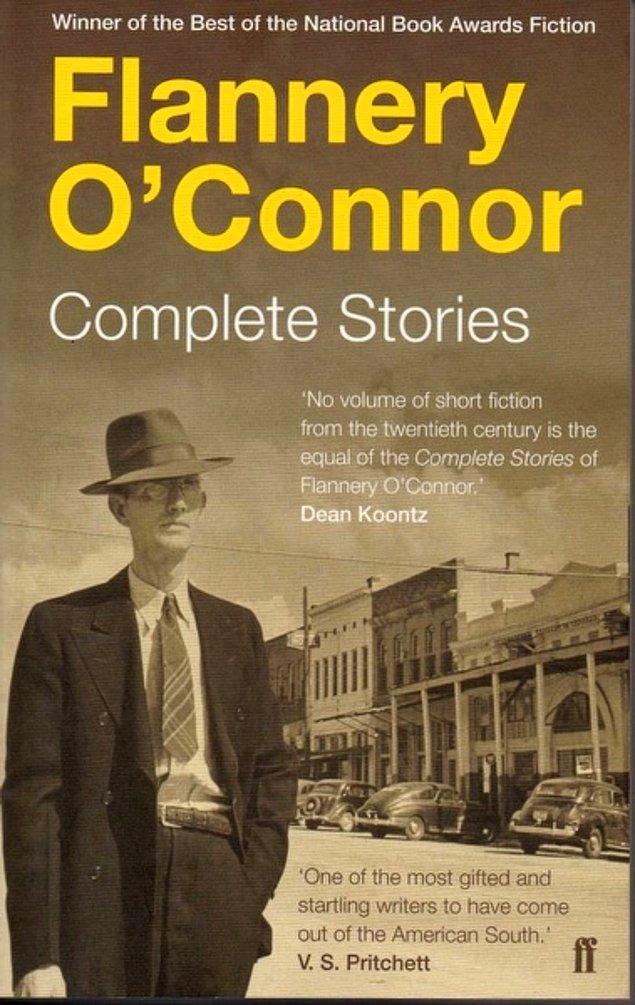 9. Bütün Hikayeler – Flannery O'Connor