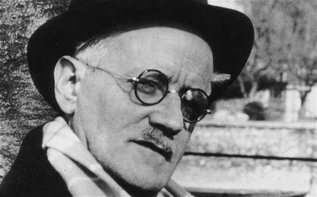 3. James Joyce – 194