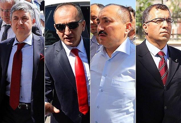 2. MİT TIR'larını Durduran 4 Savcı ve Bir Albay Cezaevinde
