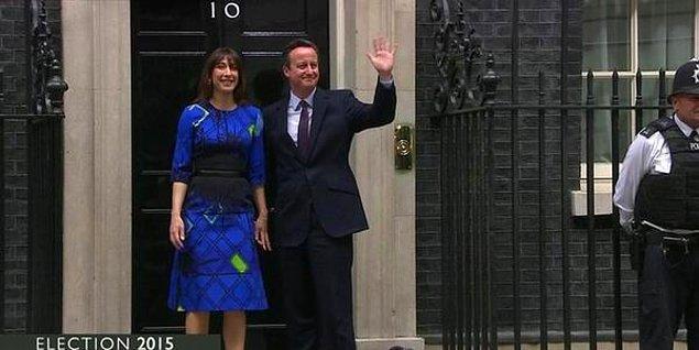 6. Cameron Kazandı, Üç Lider İstifa Etti