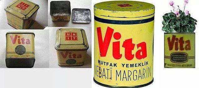 12. Tabi ki en lezzetli yağ olan Vita! :)