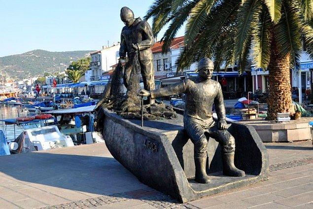 9. Balıkçı tekneleri