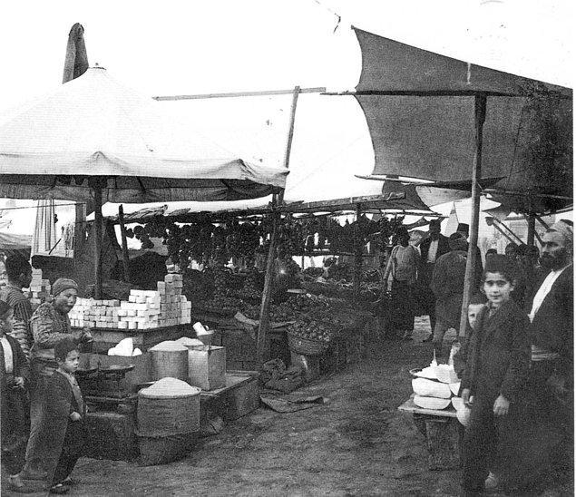 11. Eski Bursa Pazarları