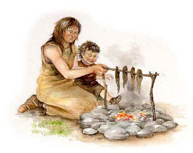 10. Kilit Nokta: Pişirmek