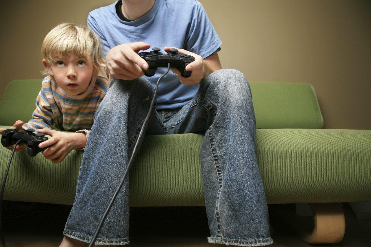 the debate over whether violent video games cause violent behavior