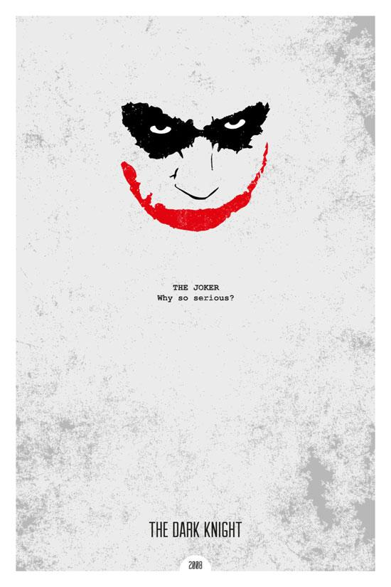 19 Minimalist Posters Of The Most Memorable Movie Quotes - onedio.co