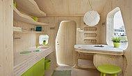 """""""Smart"""" Micro Student House in Sweden Has All You Need in 10m2"""
