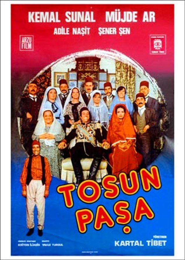 14. Tosun Paşa