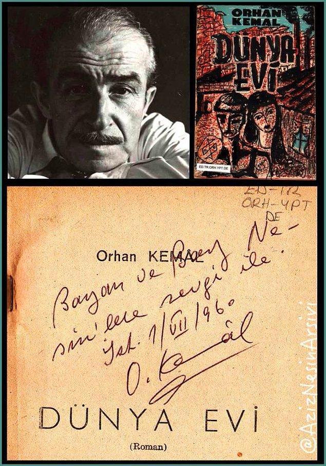 11. Orhan Kemal'den Dünya Evi...