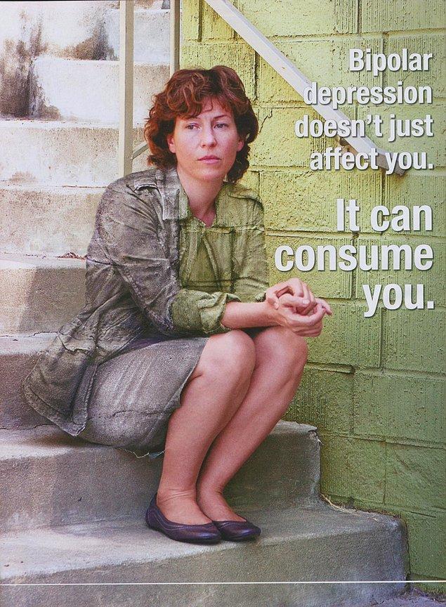 10. Televizyonda antidepresan reklamlarını görünce Amerikalıların psikolojileri hakkında daha iyi fikir sahibi olacaksınız.