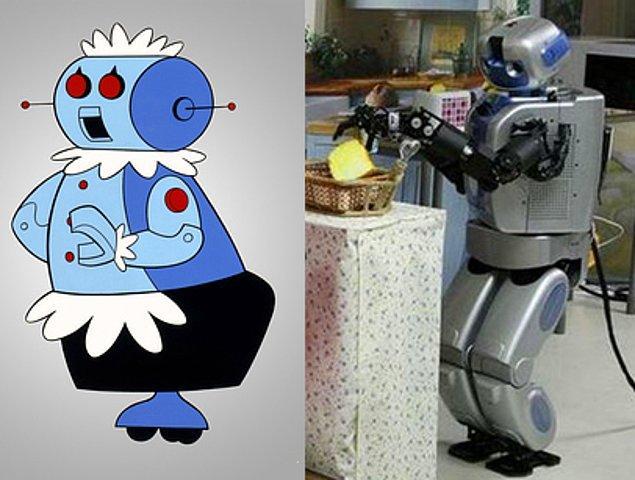 5. Yardımcı Robot