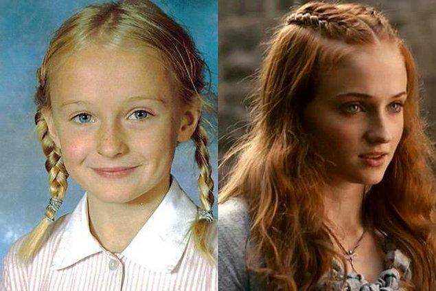 3. Sophie Turner – Sansa Stark
