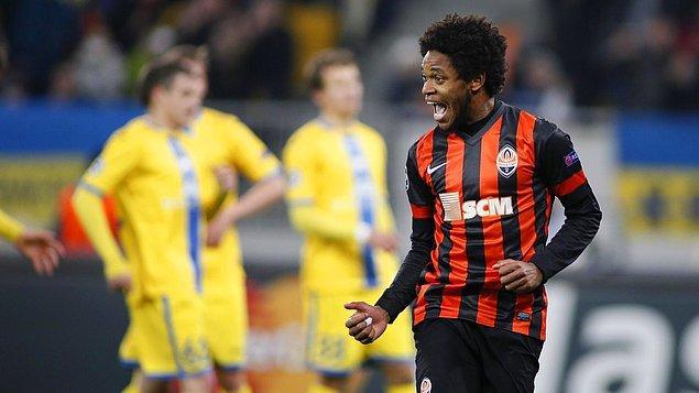 Bir maçta en çok gol atan Messi ve Luiz Adriano