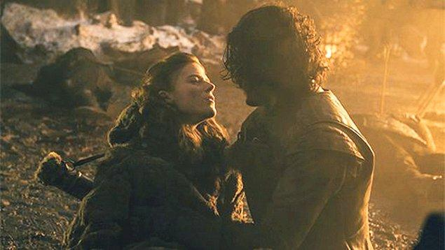 Yigritte: You Know Nothing Jon Snow.