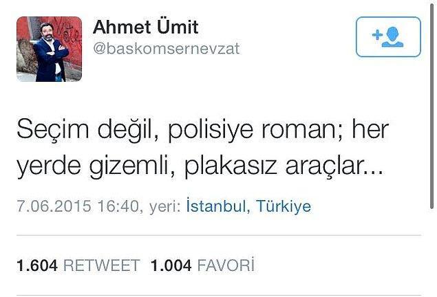 5. Ahmet Ümit