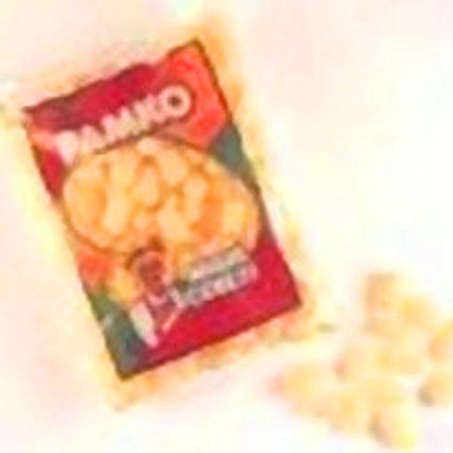 35. Tombi'ye rakip mısır cipsi Pamko
