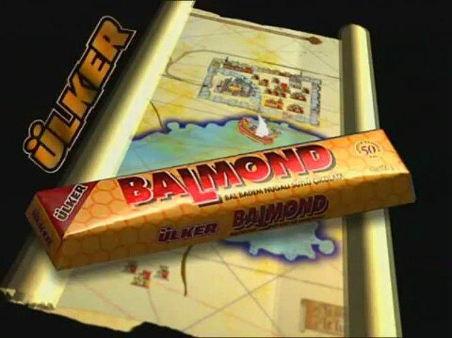 40. Balmond çikolata