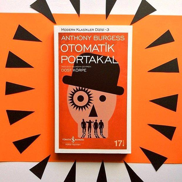 Anthony Burgess - Otomatik Portakal