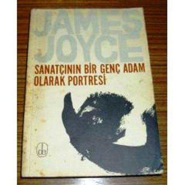 James Joyce - Sanatçının Bir Genç Adam Olarak Portresi
