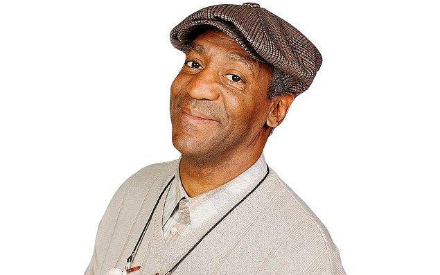 17. Bill Cosby