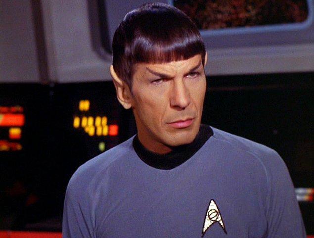 2. Mr. Spock