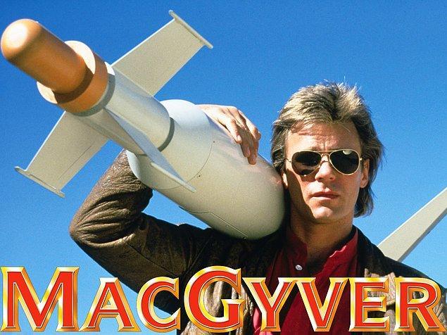 7. Angus Macgyver